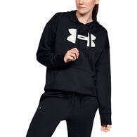 Women's Under Armour Synthetic Fleece Chenille Logo Hoodie