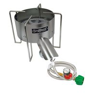 16-in Stainless Banjo® Cooker, 30 psi