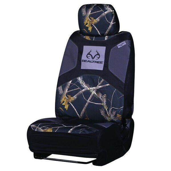Realtree Low-Back Seat Cover, Realtree AP Cool Mint Camo