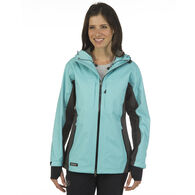 Ultimate Terrain Women's TecH2O Sheltered II Rain Jacket