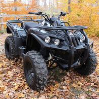 DRR EV Adventure Electric ATV