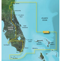 Garmin g2 Vision BlueChart - Jacksonville to Key West