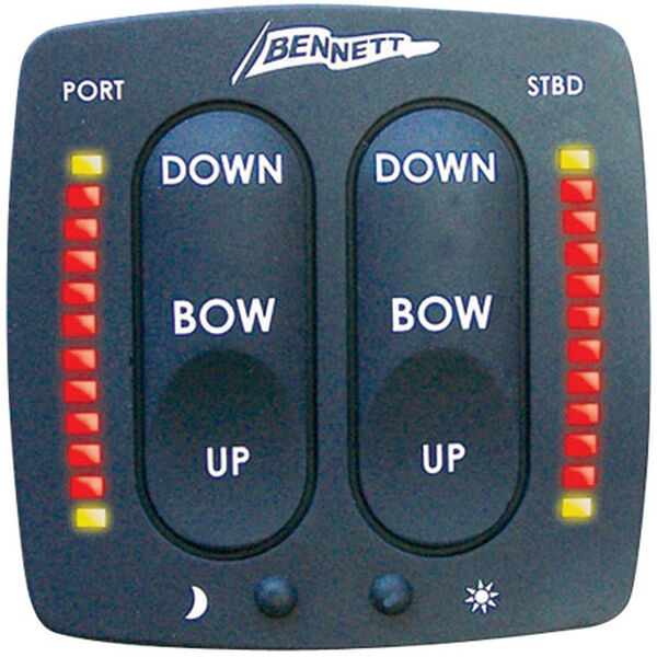 Bennett Electronic Tab Indicator Control