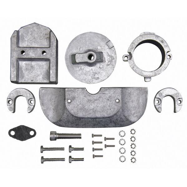 Sierra Aluminum Anode Kit For Mercury Marine Engine, Sierra Part #18-6158A