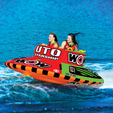 WOW UTO Spaceship 5-Person Towable Tube