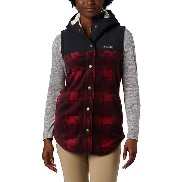 Columbia Women's Benton Springs Overlay Vest