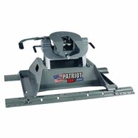B & W Patriot 18K 5th Wheel Hitch with One-Piece Base