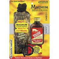 Wildlife Research Center Magnum Scrape Dripper & 4-oz. Golden Scrape Combo