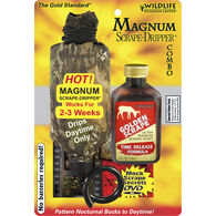 Wildlife Research Center Magnum Scrape Dripper & 4-oz. Golden Scrape Combo