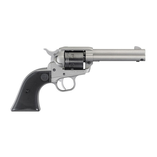Ruger Wrangler Revolver, .22 LR, Silver Cerakote