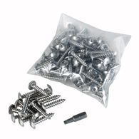 Stainless Steel Mounting Screws