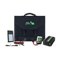 Nature Power 120-Watt Portable Folding Solar Panel Kit
