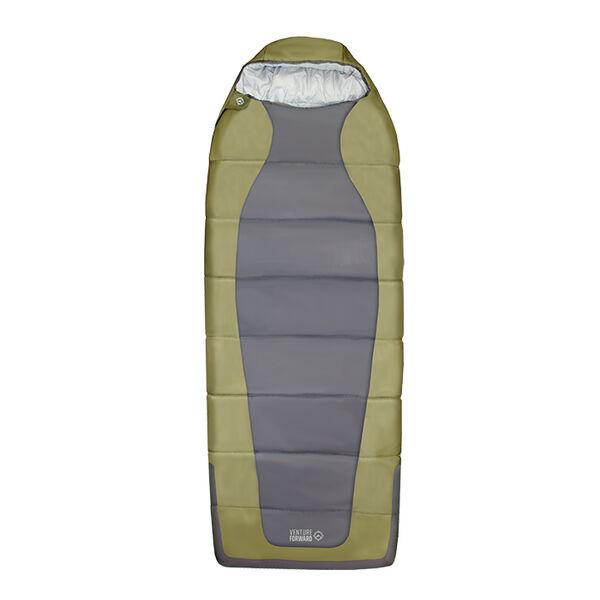 Venture Forward Zion 3D 0° Hooded Rectangular Sleeping Bag