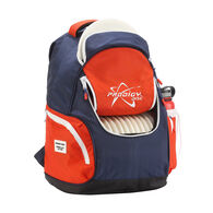 Disc BackPack, Blue/Red