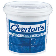 Overton's Indoor/Outdoor Do-It-Yourself Carpet Adhesive, quart