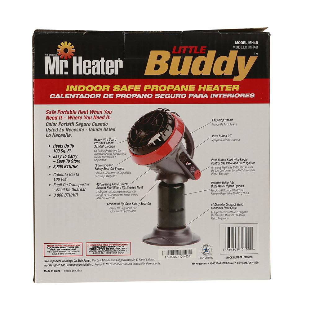 Mr Heater Little Buddy Heater Gander Outdoors