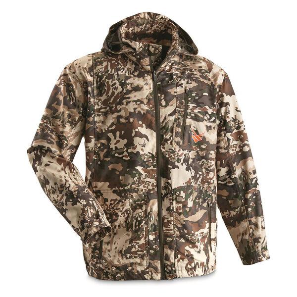 Walls Men's Pro Series Riser Jacket, HID3 Camo