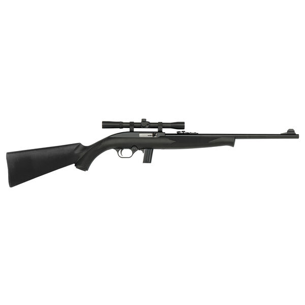 Mossberg 702 Plinkster Rimfire Rifle Package