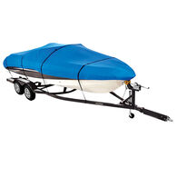 Imperial Pro Walk-Around Cuddy Cabin Outboard Boat Cover 24'5'' max. length