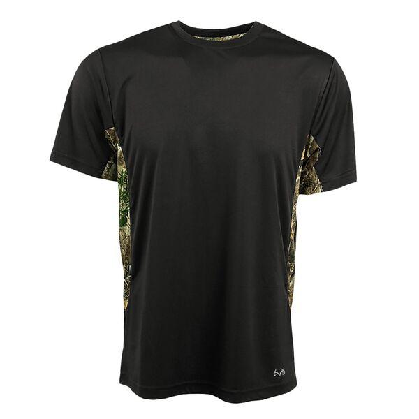 Realtree Men's Stealth Performance Short-Sleeve Tee
