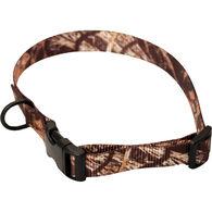 Scott Pet Adjustable Nylon Camo Collar