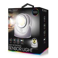 Bytech Cordless 360° Rotating Motion-Sensor Light