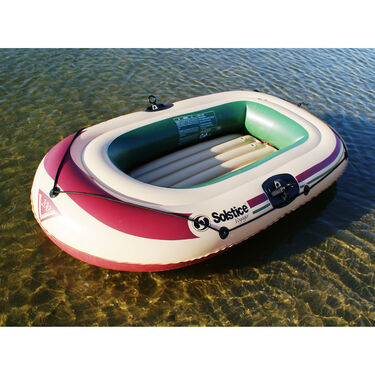 Solstice Voyager 2-Person Inflatable Boat