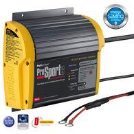 ProMariner ProSport Generation 3 Marine Battery Charger, 6-Amp/Single Bank