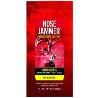 Nose Jammer Scent Elimination Dryer Sheets