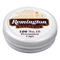 Remington #10 Percussion Caps, 100-Pack