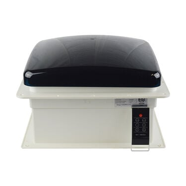 Heng's Deluxe Zephyr Vent with High-Velocity Fan and Rain Sensor