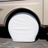 """Ultra Tyre Gard, Set of 2, Polar White, 40"""" to 42"""""""