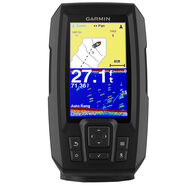 Garmin Striker Plus 4 GPS Fishfinder with Quickdraw Contours Mapping Software