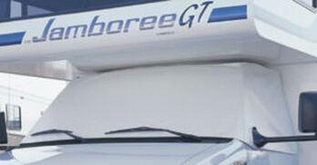 Polar White Bonnet, Dodge '73 - '97