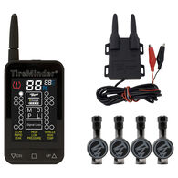 TireMinder 88C RV TPMS Tire Monitoring System with 4 Flow-Through Transmitters