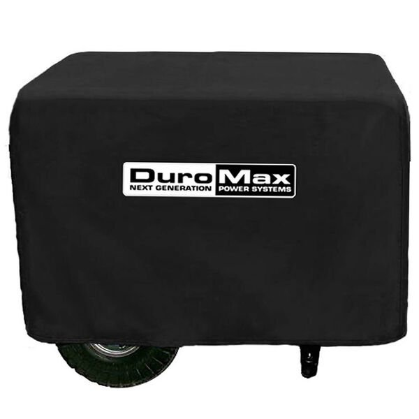 DuroMax Weather Resistant Portable Generator Cover, Large