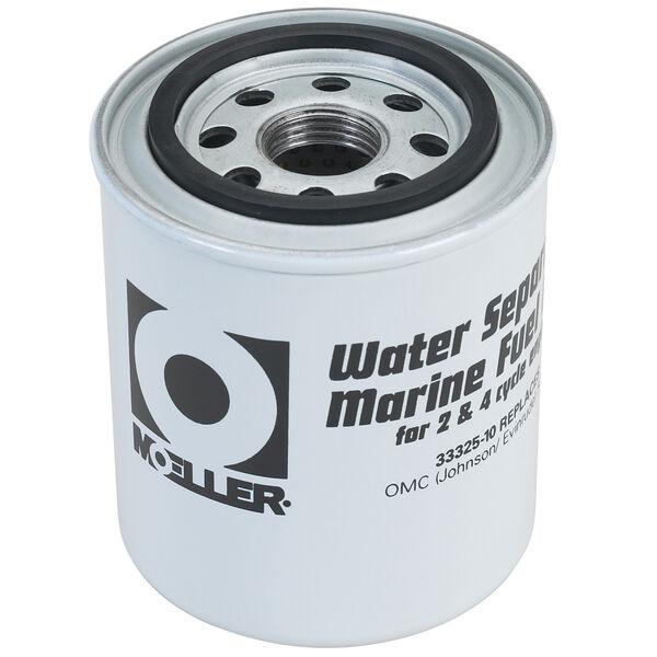 Moeller 10-Micron Water Separating Fuel Filter, OMC