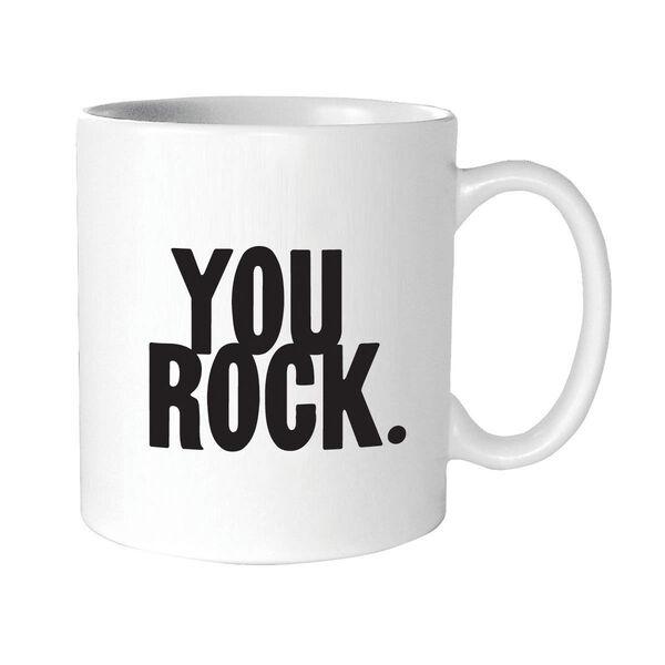 Quotable Cards You Rock Mug