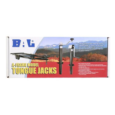 Top-wind BAL Tongue Jack