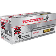 Winchester Super-X .22 Win Mag, 45 gr, 50 Rounds