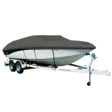Covermate Sharkskin Plus Exact-Fit Cover for Skeeter Zx 300  Zx 300 Dc W/Mtr Guide Port Troll Mtr