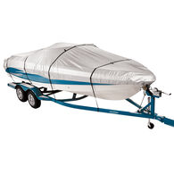 "Covermate 300 Trailerable Boat Cover for 16'-18'6"" Fish and Ski, Pro Bass Boat"