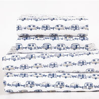 Back to Back Printed Sheet Set