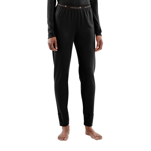 Carhartt Women's Work-Dry Base Layer Midweight Thermal Bottom (Style #WK017)<br>