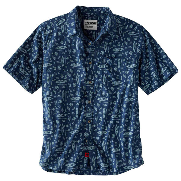 Mountain Khakis Adventurist Signature Print Shirt