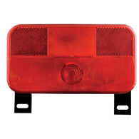 RV Tail Light, Red, Passenger Side