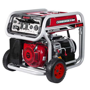 A-iPower 12000 Watt Electric Start Generator