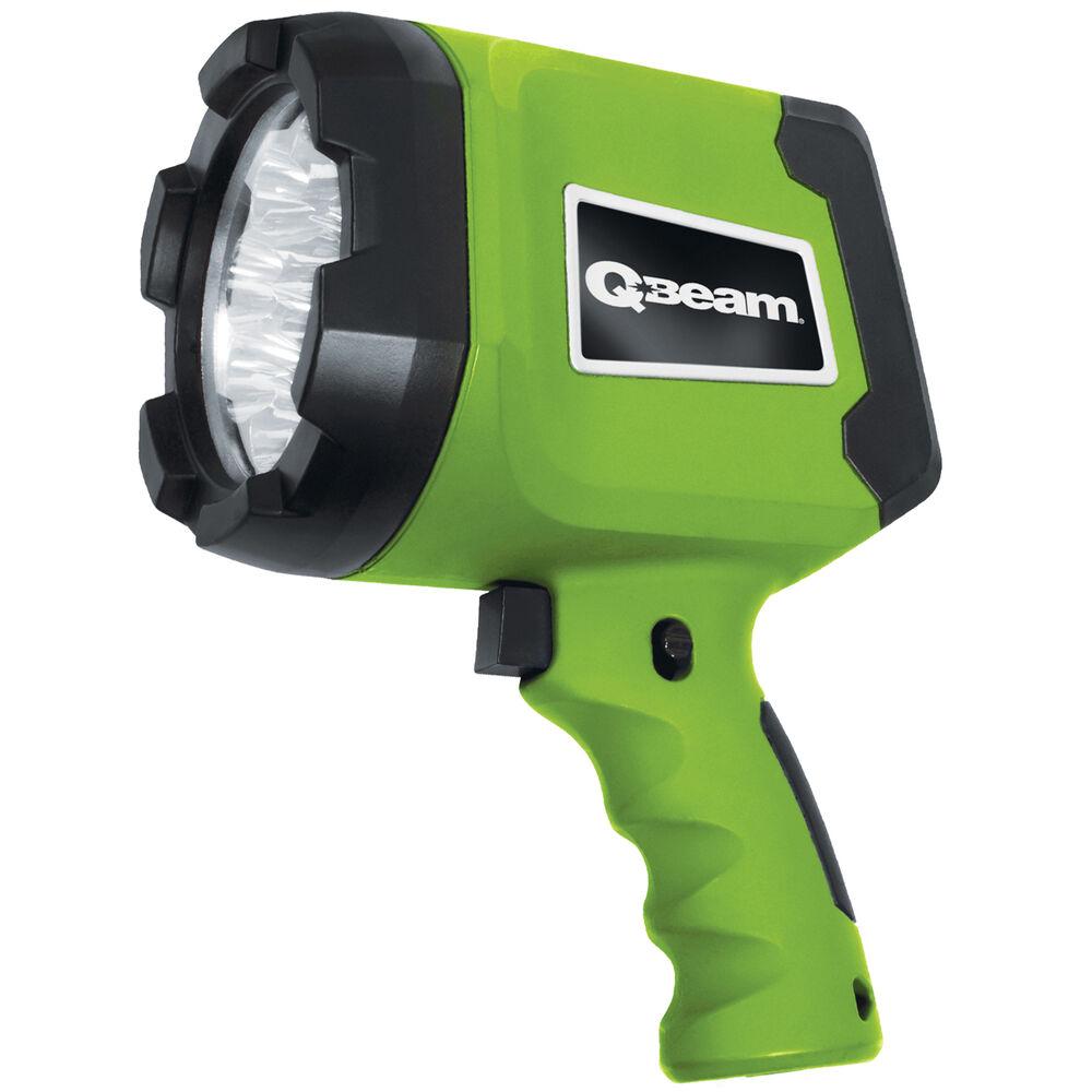 Q Beam 12 Led Rechargeable Spotlight Gander Outdoors