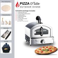 Pizza D'lite LP Gas Outdoor Oven Bundle