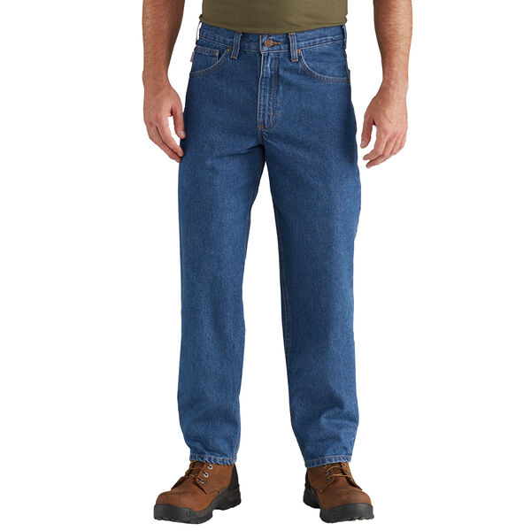 Carhartt Men's Relaxed-Fit Tapered-Leg Jeans